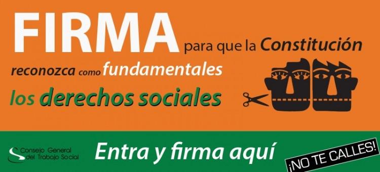 FIRMA POR UNOS SERVICIOS SOCIALES PARA TODOS