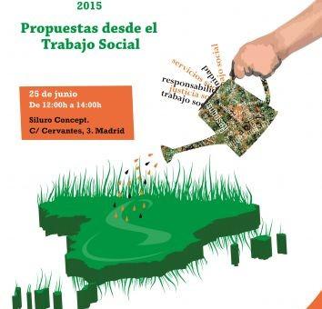 II FORO DE DEBATE POLÍTICO ORGANIZADO POR EL CONSEJO GENERAL DEL TRABAJO SOCIAL