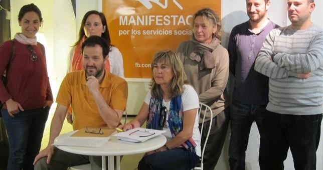 """Profesionales alertan del """"deterioro"""" de los servicios sociales"""