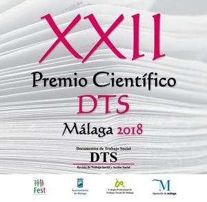 """XXII Edición del Premio Científico de la Revista """"Documentos de Trabajo Social (DTS"""