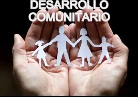 CURSO DESARROLLO COMUNITARIO 20h. Org. COTSC