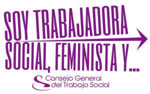 TRAbajadora social y feninista