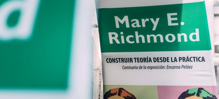 """Exposición Mary E. Richmond """"Construir teoría desde la práctica"""" del Consejo General del Trabajo Social"""
