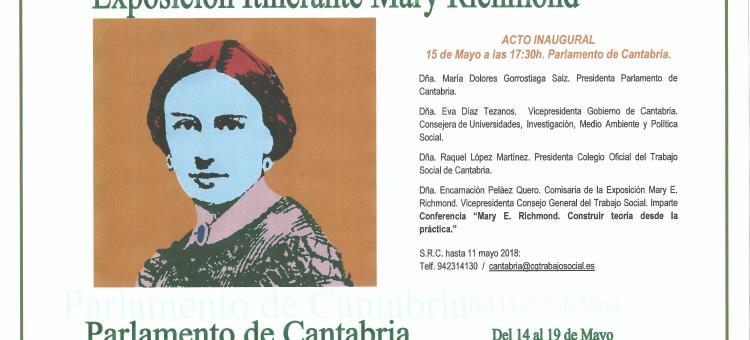 Inauguración Exposición Itinerante Mary Richmond