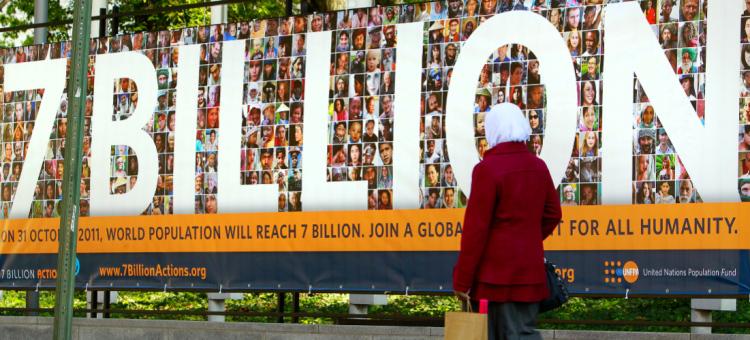 El Trabajo Social en el Día Mundial de la población