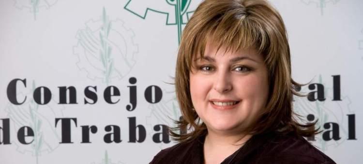 Ana I. Lima Fernández Secretaria de Estado de Servicios Sociales