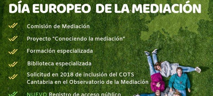 El Trabajo Social en el Día Europeo de la Mediación.