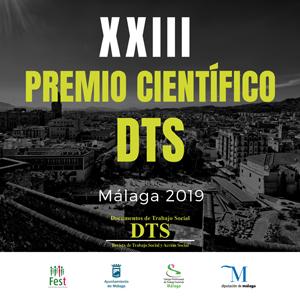 XXIII Edición Premio Científico – Colegio Profesional de Trabajo Social de Málaga