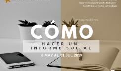 Curso on-line organizado COTS de Cantabria: Cómo hacer un informe social