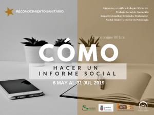 Cartel Informe Social