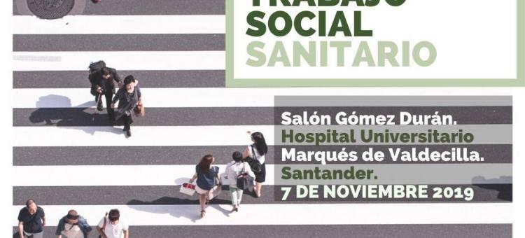 I JORANDAD DE TRABAJO SOCIAL SANITARIO. COTS de Cantabria