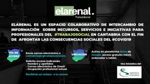 ELARENAL Colegio Oficial del Trabajo Social de Cantabria